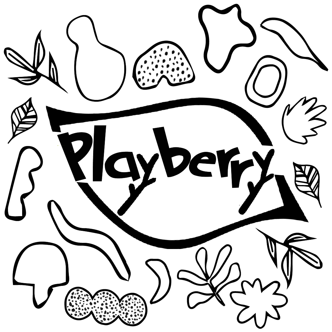 Playberry-Let's dough! Sensory play for little nature lovers!